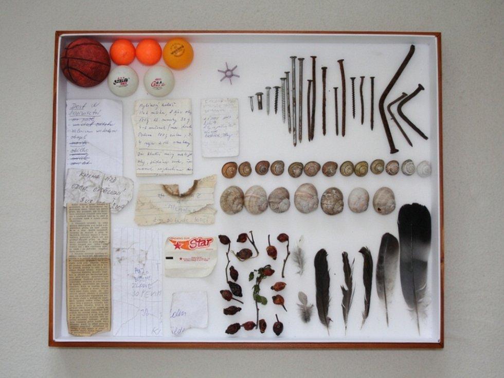 Studenti fakulty umění a designu v Národní galerii v Praze vystavují své návrhy, které by chtěli uplatnit při znovuoživení Předlic.