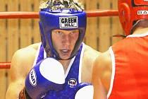 Na Zdeňka Chládka mladšího budou ústečtí boxeři v souboji s Prostějovem hodně spoléhat. Pomůže talentovaný boxer vrátit extraligový titul zpátky na sever Čech?