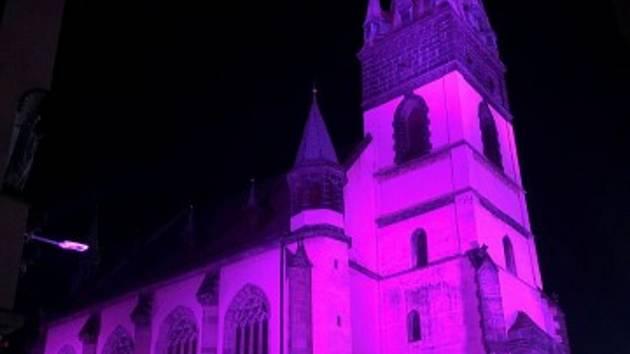 Ústí nad Labem, kostel Nanebevzetí Panny Marie