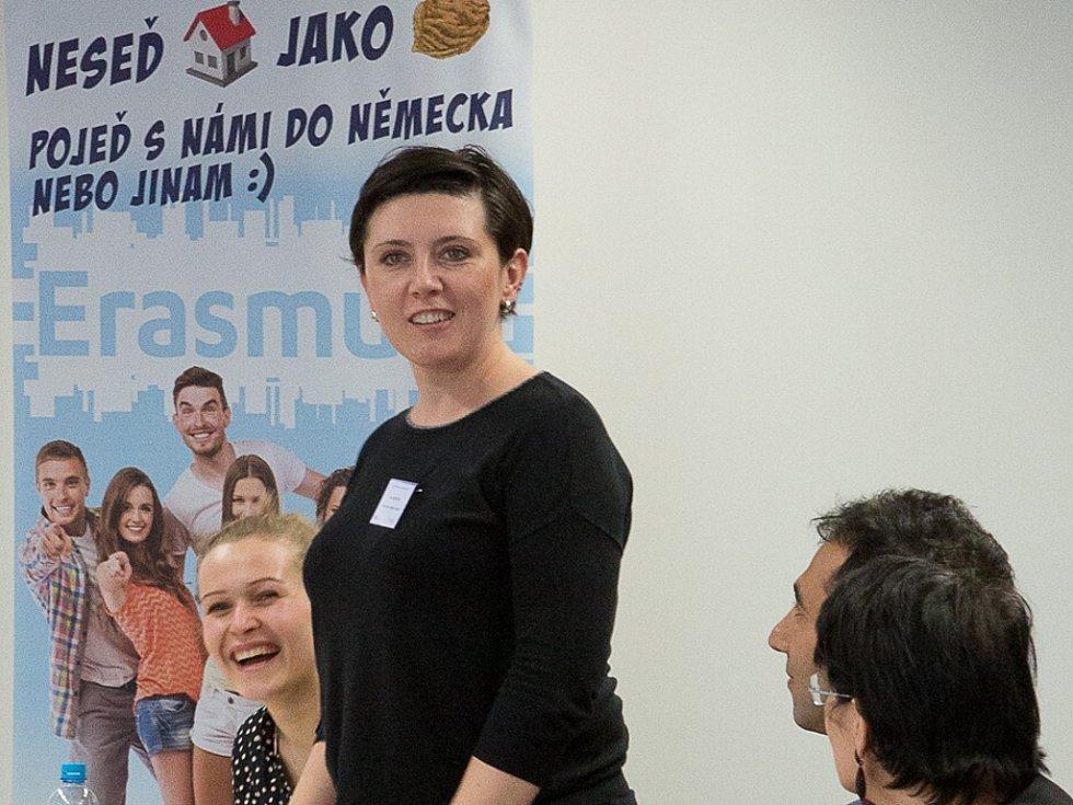 Až do pátku hostí ústecká univerzita mezinárodní program Staff Week s podtitulem Erasmus v praxi.