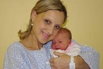 Karolína Šebková, se narodila v ústecké porodnici dne 24. 12. 2012 (11.46) mamince Blance Šímové, měřila 50 cm, vážila 2,95 kg.