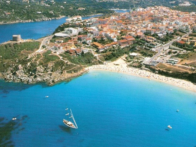 "Sardinii se říká ""Karibik Středomoří""."