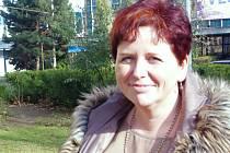 Křesadlo, ocenění za dobrovolnickou práci, získala letos také Klára Tyrbachová, která mimo jiné pomáhá pacientům Masarykovy nemocnice v Ústí nad Labem.