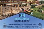 Hotel arestaurace Racek Úštěk