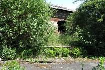 Kdyby k areálu bývalých mrazíren vedla cesta, nebyl by tu nevyužitý brownfield.