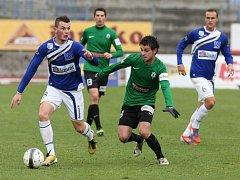 Pořádný výprask utrpěli fotbalisté Ústí v úvodním osmifinále Poháru České pošty. Podlehli druhému celku Gambrinus ligy z Jablonce nad Nisou vysoko 1:7.