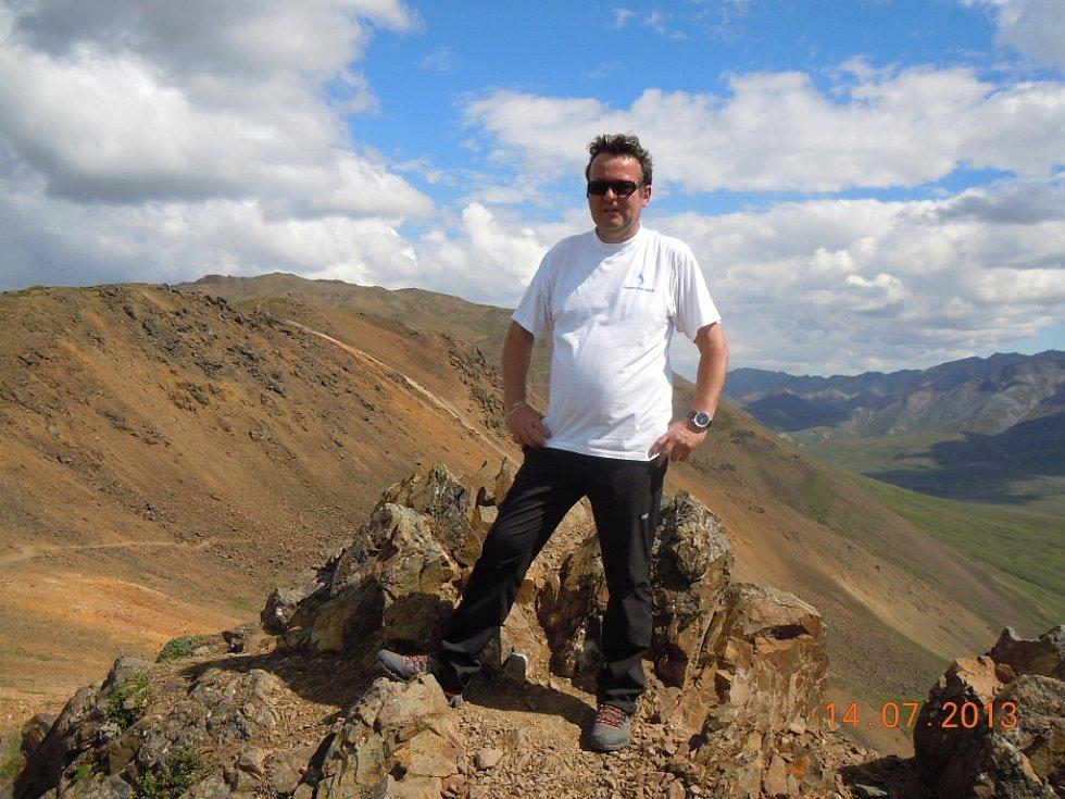 Věra a Jaromír Janoutovi z Teplic nabídli foto pořízené v národním parku Denali na Aljašce.