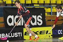 Florbal Ústí vybojoval play off.