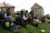 Desáté Svatomarkovské procesí Českým středohořím si účastníci skvěle užili.