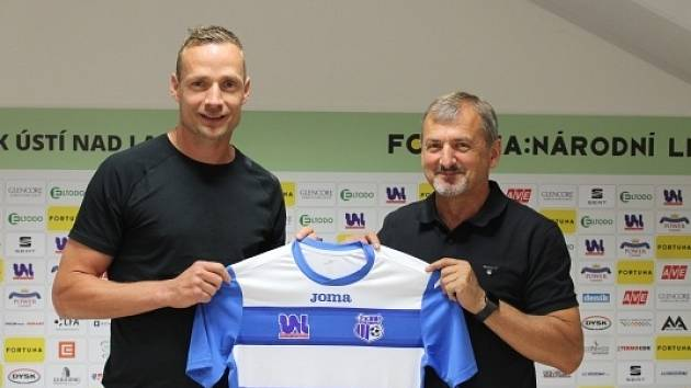 Novým trenérem FK Ústí nad Labem je Jiří Jarošík.