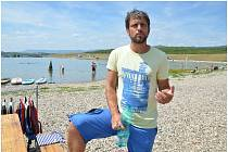 Ústečané Vladimír Růžek sbíral zkušenosti v zahraničí, dnes se je snaží zúročit ve své půjčovně lodí.