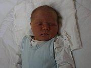 Michal Beck se narodil Barboře Zímové z Tisé 28. srpna v 6.36 hod. v ústecké porodnici. Měřil 53 cm a vážil 4,09 kg.