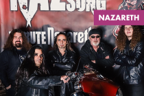 Rockoví Nazareth z Ústí, NAZsong, pobaví velký evropský revivalový festival.