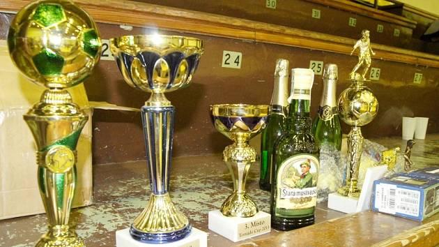 Tornádo cup opanovali Koblížci.