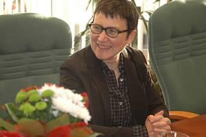 Velvyslankyně Lucemburského velkovévodství J. E. Michéle Pranchère-Tomassini v pondělí ve Vědecké knihovně ústecké univerzity slavnostně zahájila Lucemburské dny.