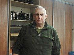 Ředitel ústecké zoo Roman Končel.