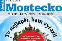 Nejnovější vydání Týdeníku Mostecko