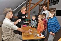 Ústav úžasu: Kooperativní bojovka pro děti a rodiče.