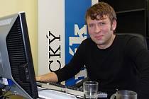 Pavel Nepivoda byl hostem on-line rozhovoru se čtenáři Ústeckého deníku.