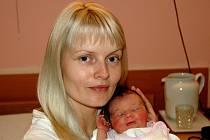 Lucie Popovič,  porodila v ústecké porodnici dne 2. 11. 2011 (9.36) dceru Gabrielu Lucii (51 cm, 2,9 kg).