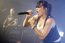 """""""Texty pro Die Happy píšu sama,"""" prozradila zpěvačka Marta Jandová."""