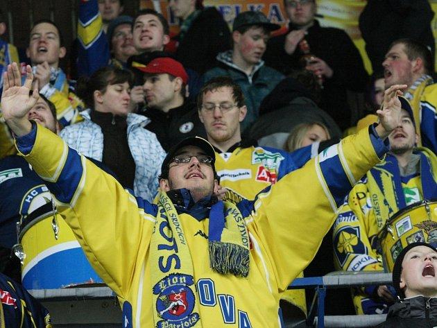 Asi už i fanoušci Ústeckých Lvů přestali věřit tomu, že by jejich tým vybojoval prvenství v základní části prvoligové soutěže.