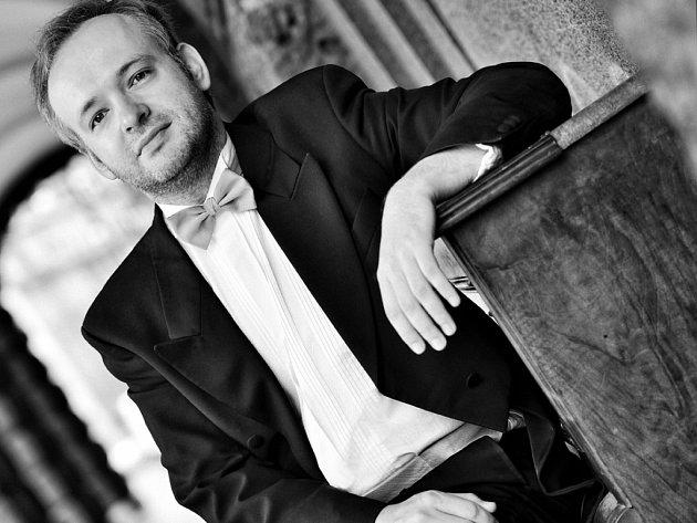 Martin Kasík, předseda poroty Pianoforte.