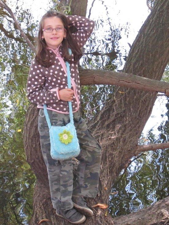 49. TEREZKA BURDOVÁ, 10 let, Louny.