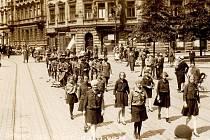 Tak zde žili. Oslava Dětského dne 1928.