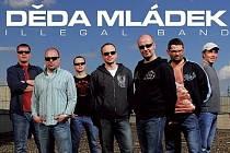 Kapela Děda Mládek Illegal Band.