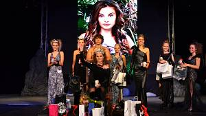 Finále soutěže Dívka Talent 2019