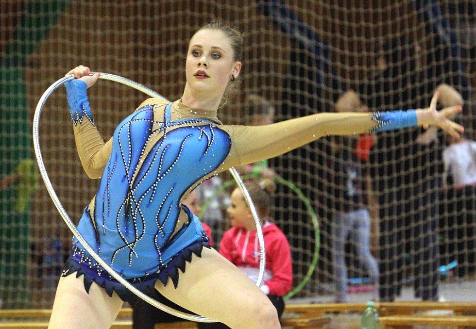 Viktorie Láchová.