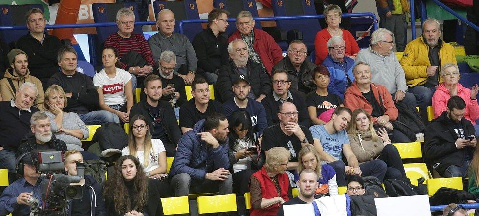 Basketbalové derby Ústí a Děčín