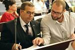 Ustavující schůze zastupitelstva v Ústí nad Labem.
