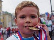 Ředitel Prague international maraton Carlo Capalbo.