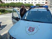 Městská policie Ústí nad Labem. Ilustrační foto.