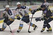 Kladno  - Ústí, Jaromír Jágr se po roce vrátil na kladenský led. Foto: Antonín Vydra