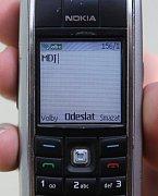 Placení v MHD s pomocí SMS - krok 1