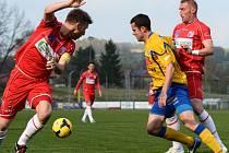 Fotbalisté Ústí před týdnem vybojovali bod na hřišti regionálního rivala z Varnsdorfu. V sobotu hostí Sokolov.