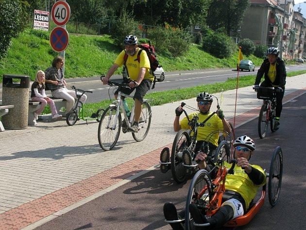 Na Labské stezce probíhají akce s názvem Tour de Labe, které organizuje občanské sdružení Labská stezka, už od roku 2008.