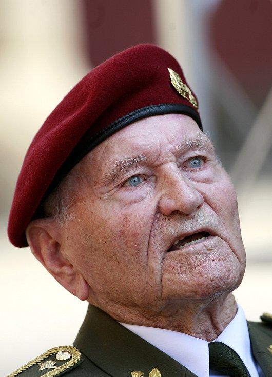 Brigádní generál Jaroslav Klemeš.