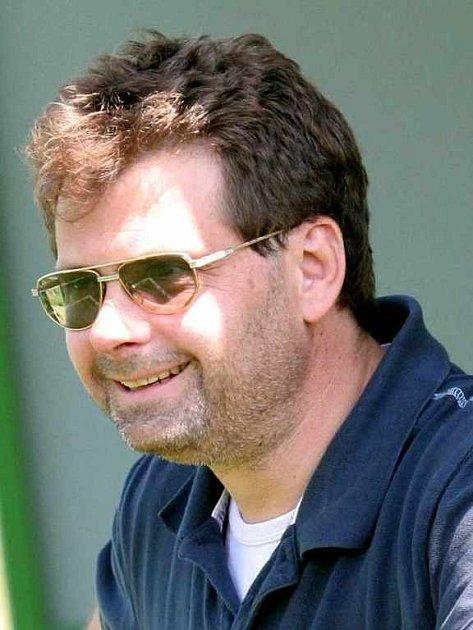 Trenér Miroslav Slováček