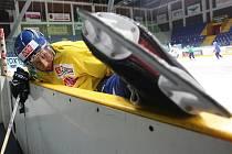 Prvoligoví hokejisté Slovanu Ústí nad Labem zahájili druhou, populárnější přípravu na sezonu.