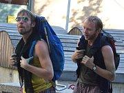 Léto na ulici u Hraničáře pobavilo duo The Divadlo.