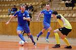 Šlágr 2. ligy futsalistů 2019/2020, Kladno - Rapid Ústí.