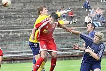 Krajský přebor FK Český Lev Neštěmice - FK Louny