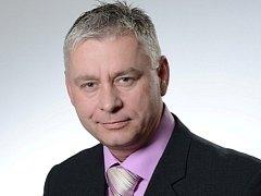 Vlastimil Žáček, předseda místního sdružení ODS Neštěmice
