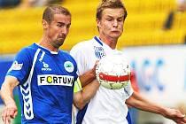 Ústečtí fotbalisté překvapují odborníky. Ve třech zápasech doposud získali čtyři body a drží se ve středu tabulky. Naposledy v teplickém azylu remizovali s Libercem 0:0.