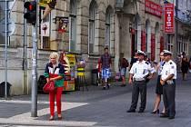 Zebra se za tebe nerozhlédne!, to je celorepublikový projekt dopravní policie.