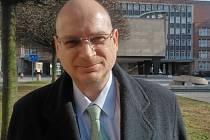 Jiří Bálek těsně před tím, než byl jmenován do funkce ředitele ústecké zoo.